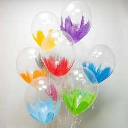 Гелиевые шары из латекса