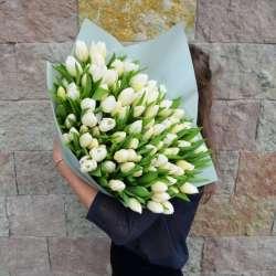 Букет из 101 тюльпана № 54