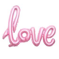 "Надпись ""Love"" Розовый"