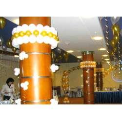 Оформление колонны № 2