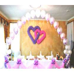 Оформление свадьбы № 12