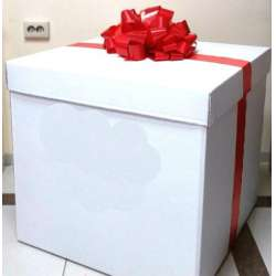 Коробка с бантом № 14