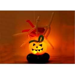 Тыква светящаяся на Halloween