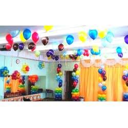 Оформление детского зала № 16