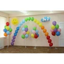 Оформление детского зала № 38