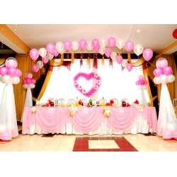 Оформление свадьбы № 21
