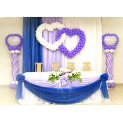 Оформление свадьбы № 22