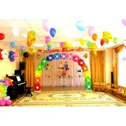 Оформление детского зала № 22