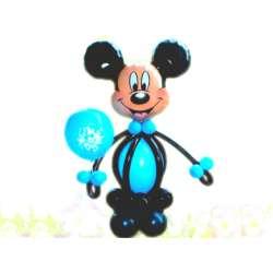 Мышонок с шариком