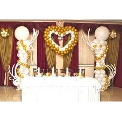 Оформление свадьбы № 26
