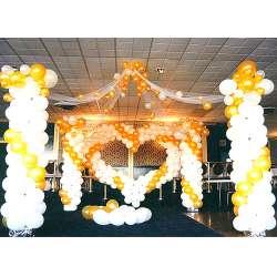 Оформление свадьбы № 32