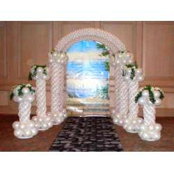 Оформление выездной церемонии бракосочетания № 2