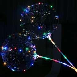 """Шар  Сфера """"Бо-Бо"""" 3D Bubble светящийся на палочке"""