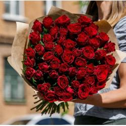 Букет из 51 розы № 35
