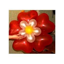 Оформительский цветок 5