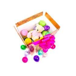 Коробка с шарами № 1