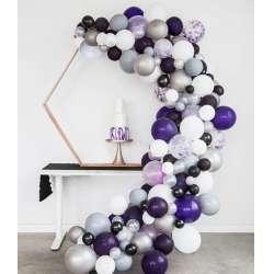 Гирлянда из шаров Органик. Разнокалиберная  №12