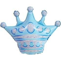 Корона голубая