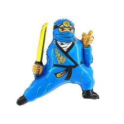 Ниндзя (синий)