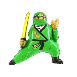 Ниндзя (зеленый)