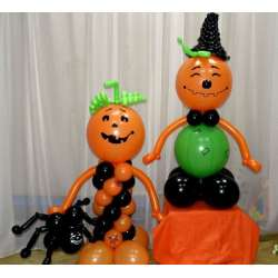 Оформление для Хэллоуина № 2