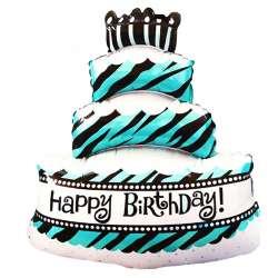 Торт со свечками № 2