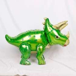 Ходячая фигура Динозавр Трицератопс 91 см