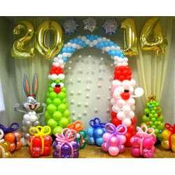"""Оформление """"Новый год"""" №14"""