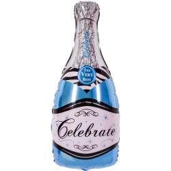 Шампанское (Голубой)