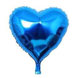Сердце большое 78 см (Синий)