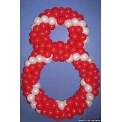 Цифра из шаров № 26