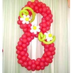 Цифра из шаров № 30