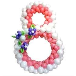 Цифра из шаров № 37
