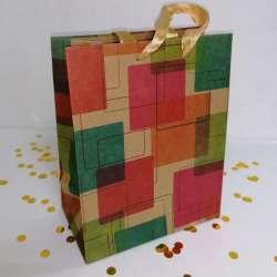 Пакет подарочный 23*18 см