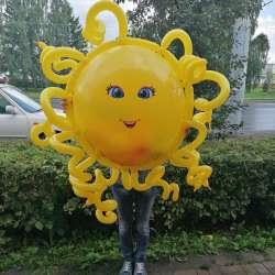 Солнце (шар-сюрприз)