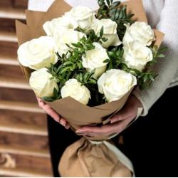 Букет из 11 роз № 13