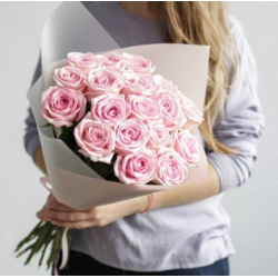 Букет из 19 роз № 23