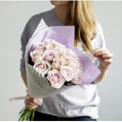 Букет из 21 розы № 27