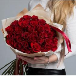 Букет из 31 розы № 33