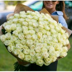 Букет из 101 розы № 40