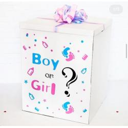 Коробка с шарами № 46