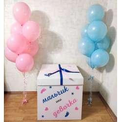 Коробка на определение пола ребенка № 20