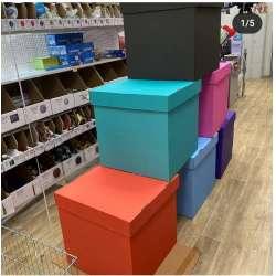 Коробка с шарами № 60