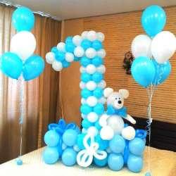 """Композиция """"Первый день рождения"""""""