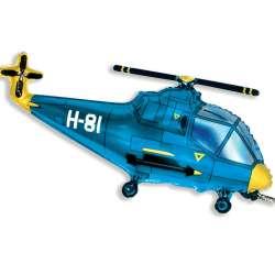 Вертолет (синий)