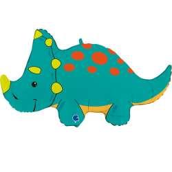 Динозавр. Трицератопс