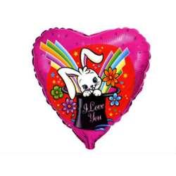 """Сердце """"Волшебный кролик"""""""
