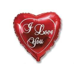 """Сердце """"Я люблю тебя"""" 81 см."""