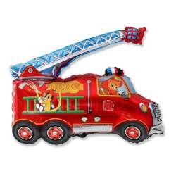 Пожарная машина (красный)