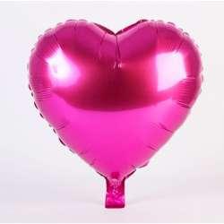 Сердце большое 78 см (Фуксия)
